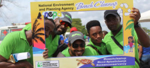 Epic Technologies at Beach Clean up