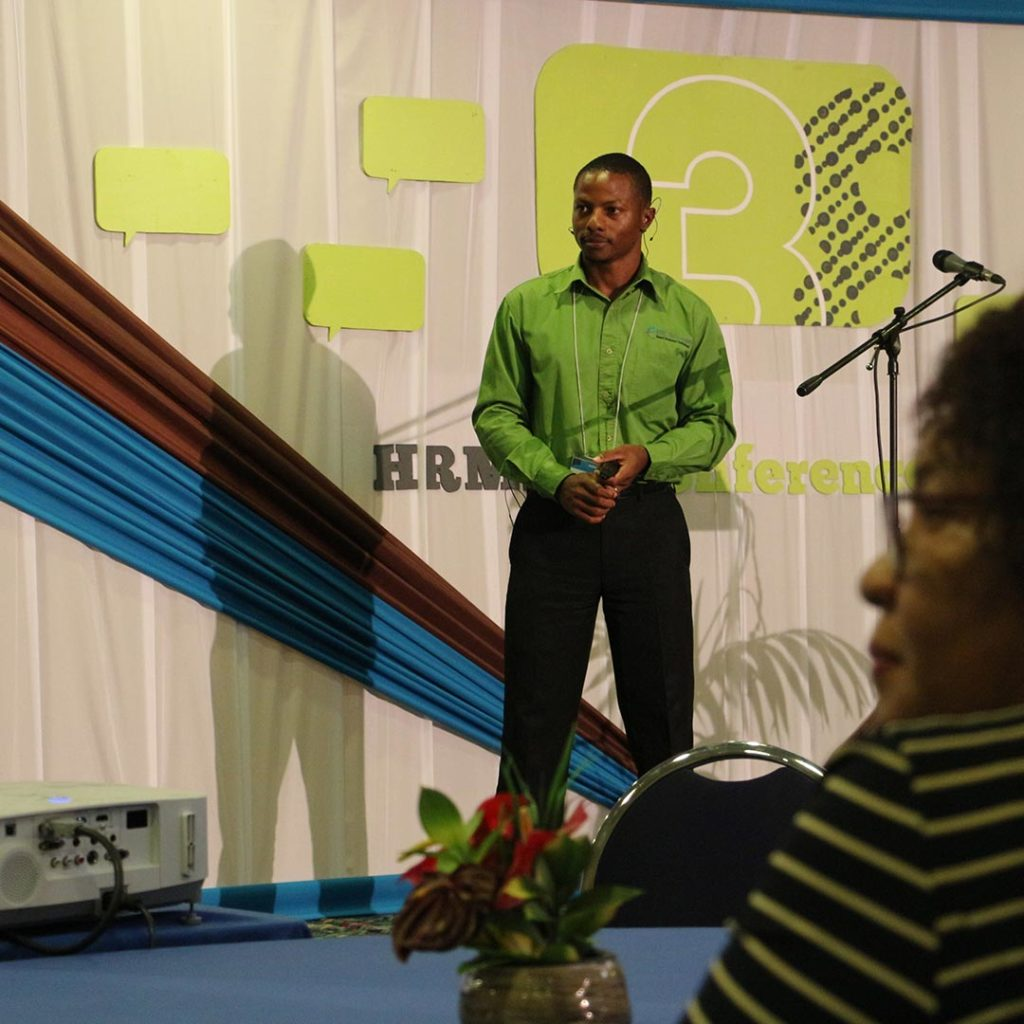 Solomon Perkins, Lead Development Manager at Epic Technologies speaks about HR Integration Systems at HRMAJ Conference 38