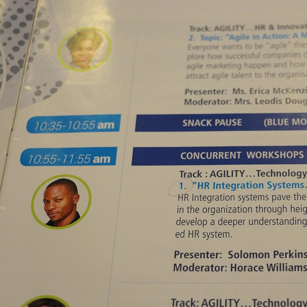 Epic Technologies presentation at HRMAJ Conference 38