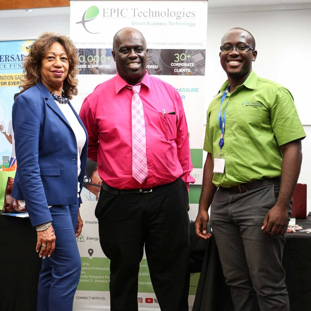Epic Technologies exhibit at Biztech 2019