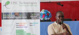 Epic Technologies at Bridgeport High School Career Quest 2019