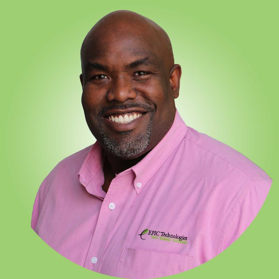 Dwain Donaldson, Epic Technologies' Technical Director